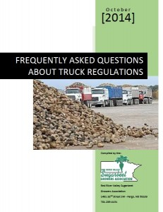 Frequently asked questions about truck regulations.